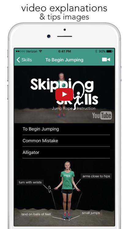 Skipping Skills Unlocked