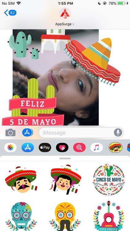 Cinco de Mayo Mexican Pride screenshot-5