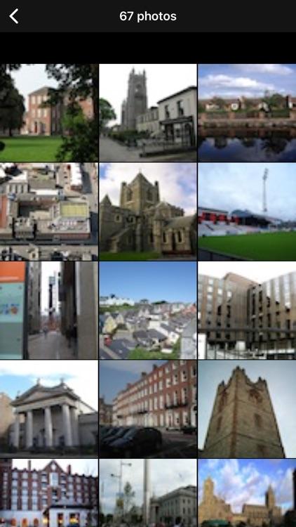 Dublin Offline Map Travel screenshot-4