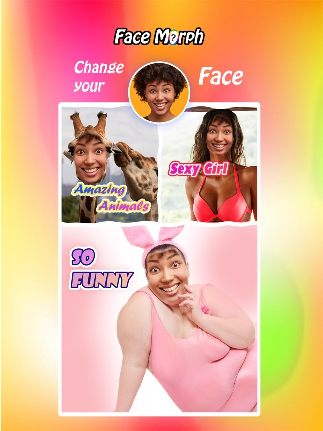 Face Morph - Visage Changer on the App Store