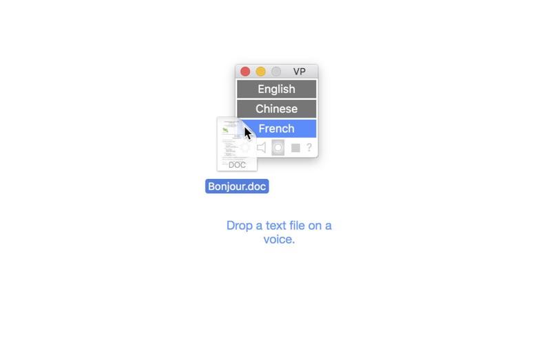 VoicePicker скриншот программы 3