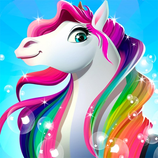 Fashion Rainbow Horse Doctor