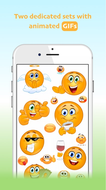 Smileys: New Emojis