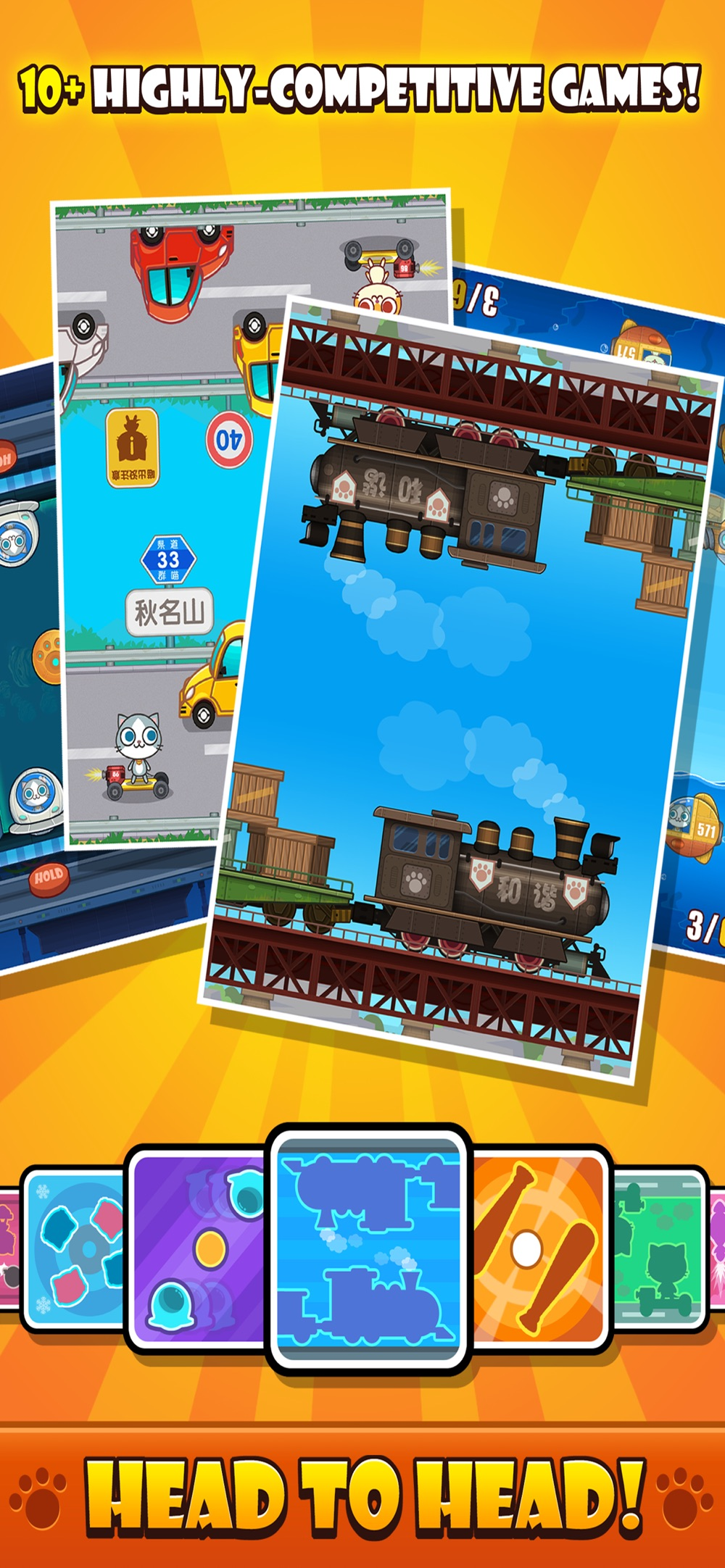 Cats Carnival -2 Player Games hack tool