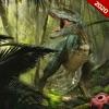 恐竜シューティング