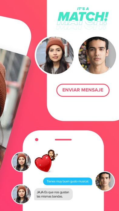 Screenshot for Tinder in Chile App Store