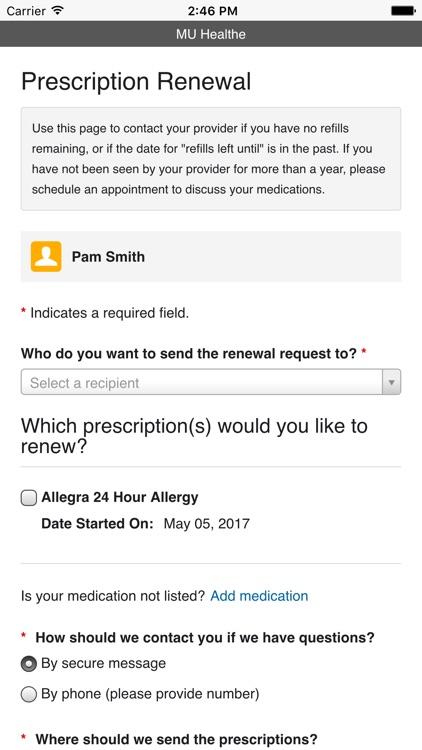 HEALTHConnect (HC) screenshot-3
