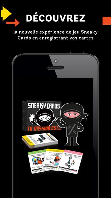 Screenshot for Sneaky Cards in Ukraine App Store