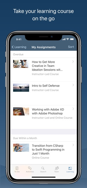 SuccessFactors on the App Store