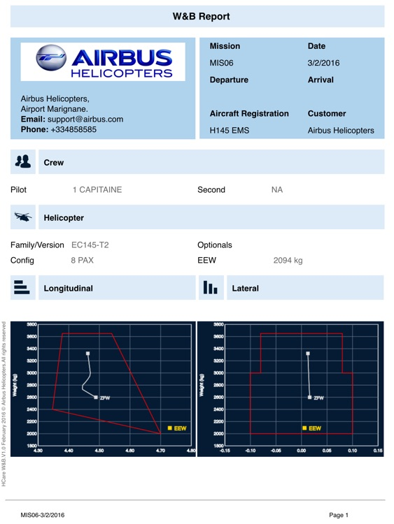 W&B Helicopters screenshot-3