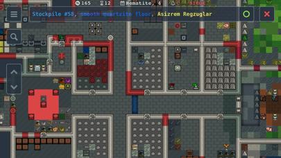 Screenshot #2 pour Dwarf Fortress Remote