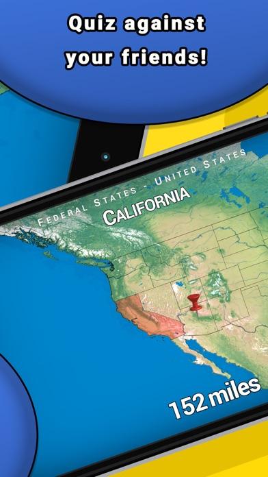 Destinator Geography Quiz Gameのおすすめ画像4
