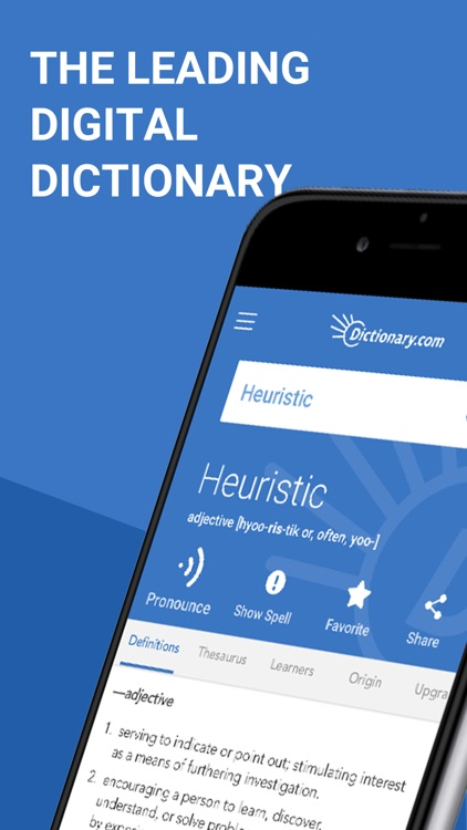 Dictionary.com: English Words screenshot-0