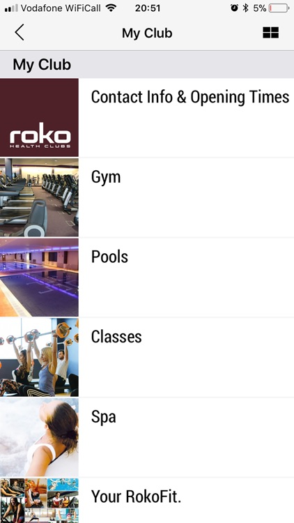 Roko Health Clubs screenshot-3