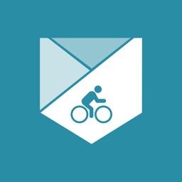 Map My Tracks: cycling tracker