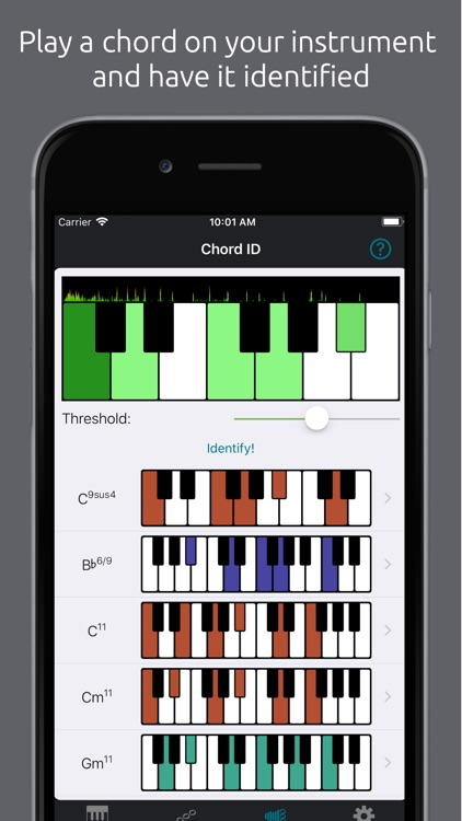 Tonality: Piano/Guitar Chords screenshot-6