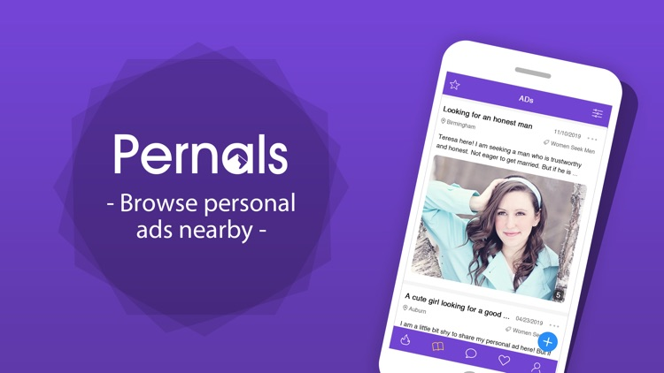 Pernals: Casual Dating Hook Up