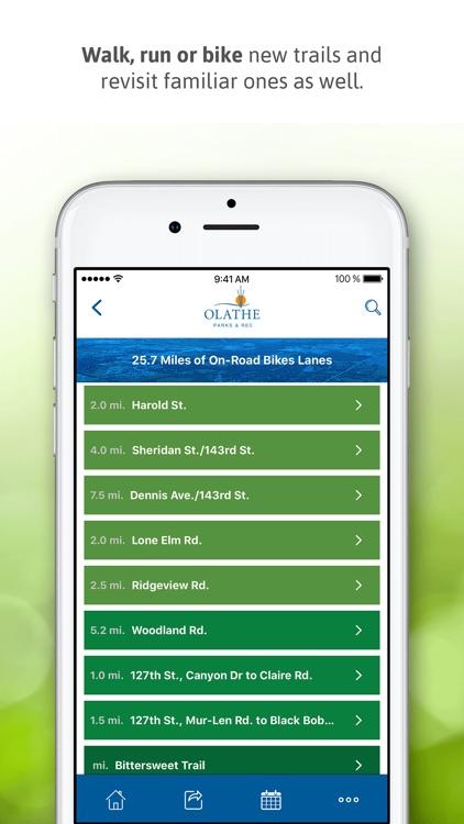 Olathe Active App screenshot-3
