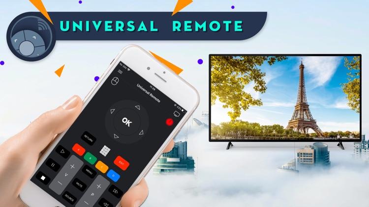Universal Remote - Control TV