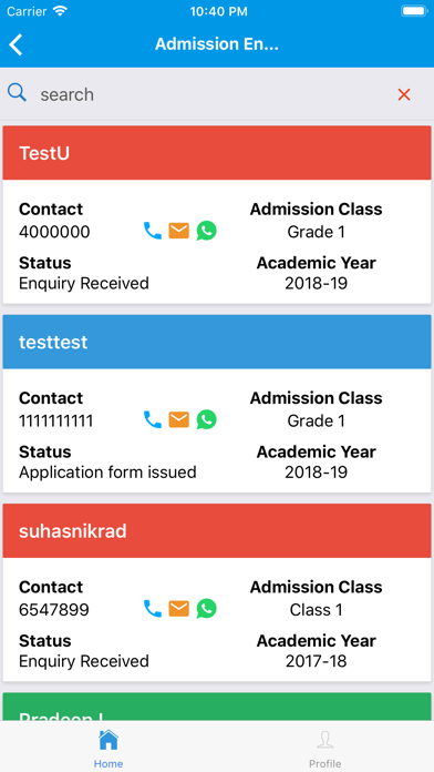 点击获取Staff Portal - SmartSchoolz