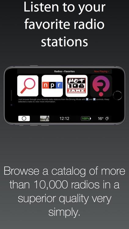 CarOS® — Powerful dashboard screenshot-6