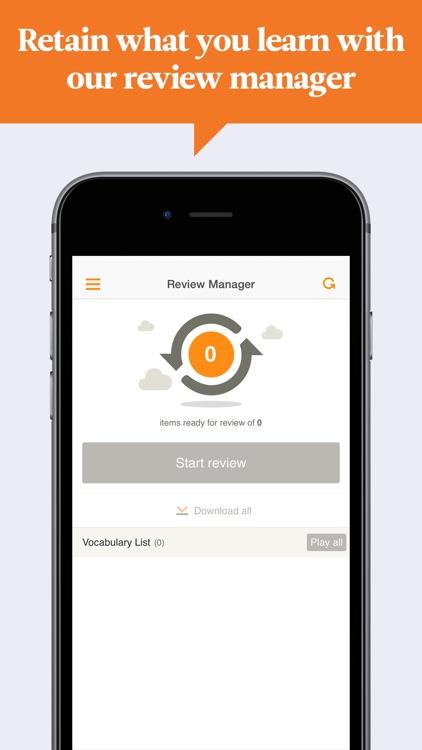 Babbel – Learn Spanish screenshot-3