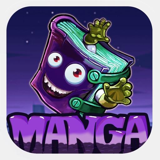 MangaZone!-Manga Books Reader