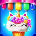 Mermaid Glitter Cupcake Chef