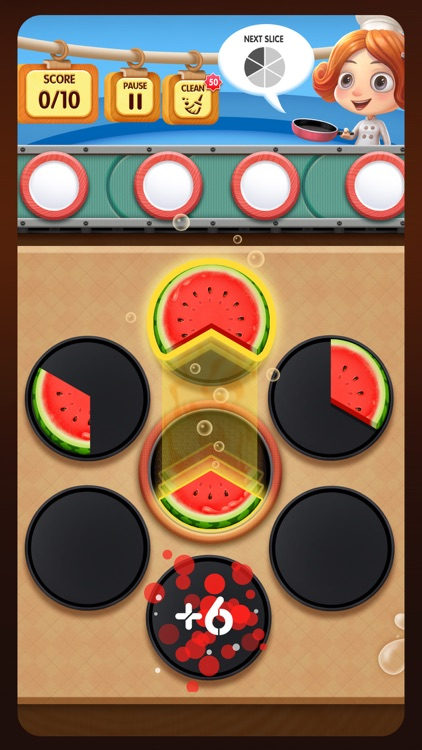 Food Circle:Fun Cooking Games screenshot-3