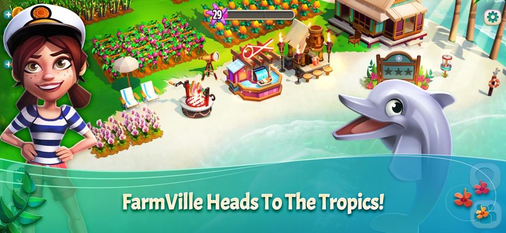 FarmVille 2: Tropic Escape Cheat Codes