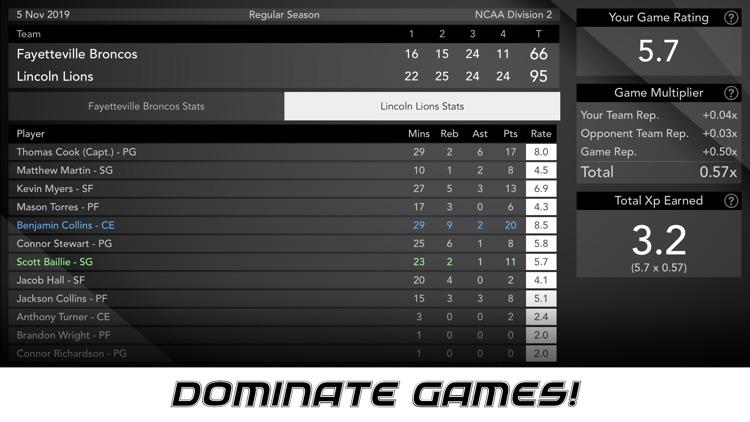 Basketball Superstar screenshot-7