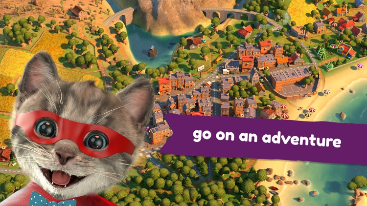 Little Kitten Adventure Games screenshot-3