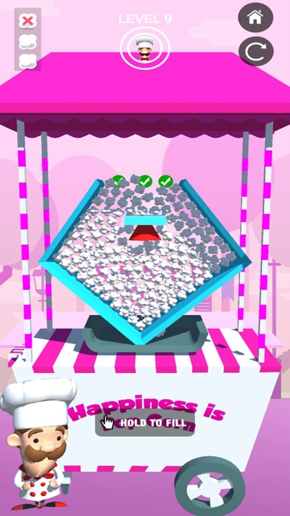 Popcorn Burst Puzzle screenshot-3