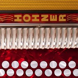 Hohner MIDI Melodeon