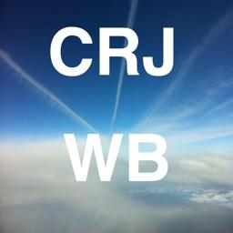 CRJ Weight and balance