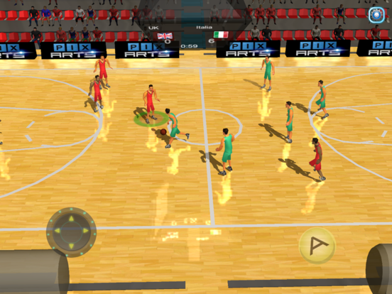 Slam & Dunk Basketball Pro screenshot 7