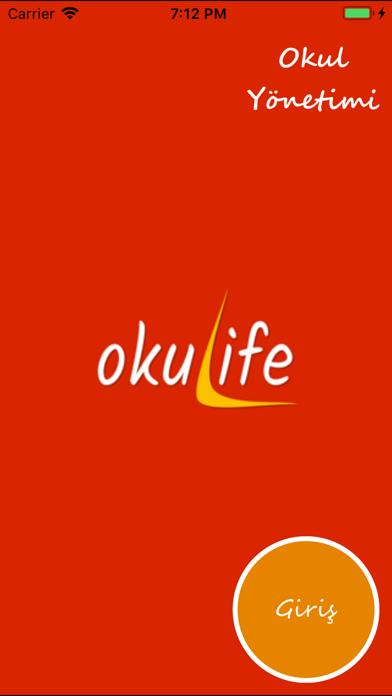 OkuLife Okul Yönetimi screenshot one