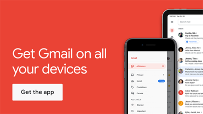 Screenshot for Gmail - Email by Google in India App Store