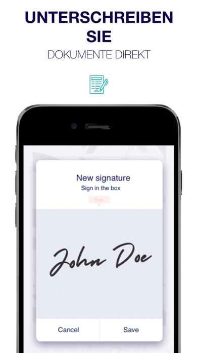 Herunterladen Scanner App ∙ Scan & Sign PDF für Pc