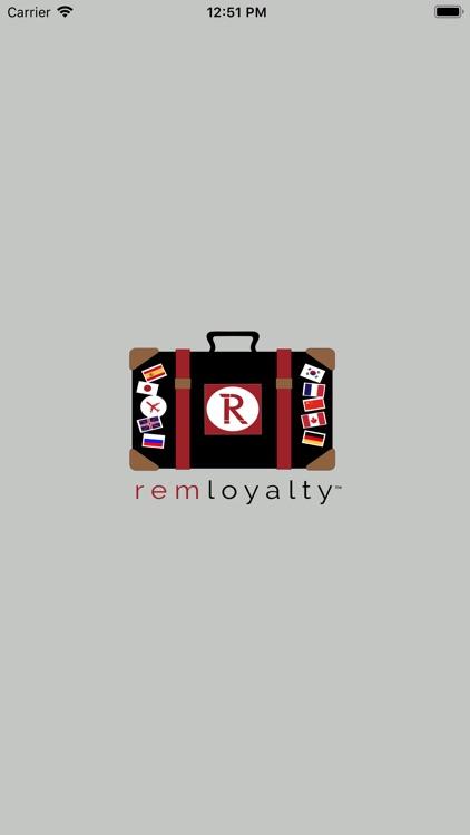 REM Loyalty Market App