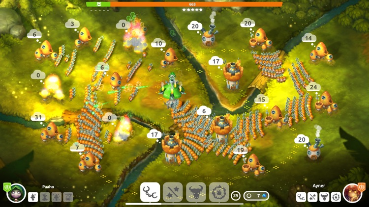Mushroom Wars 2 - RTS meets TD screenshot-9
