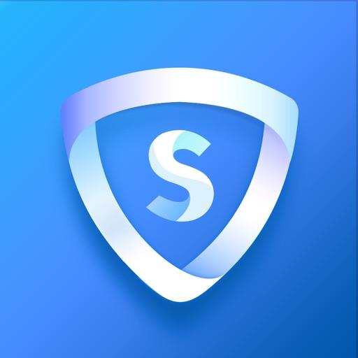 SkyVPN - Best VPN Proxy Shield app logo