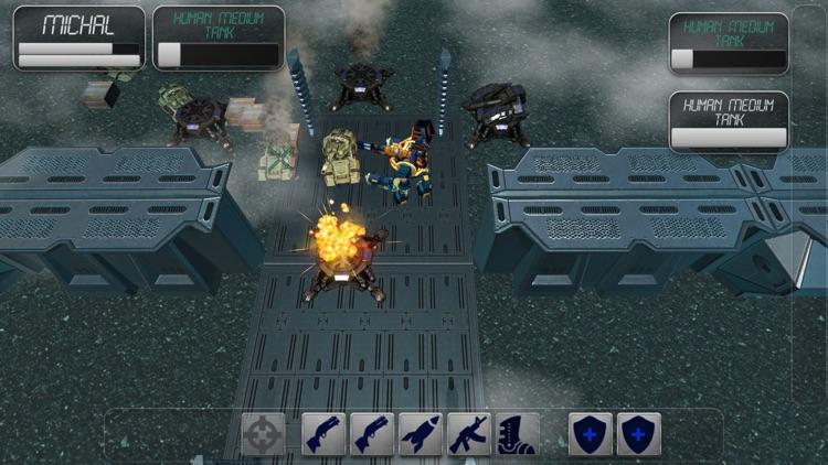 Mech Riders screenshot-3