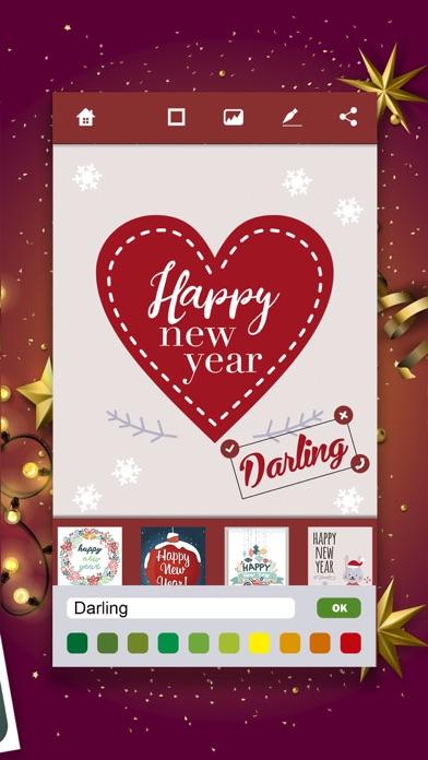 Feliz Año Nuevo FelicitacionesCaptura de pantalla de4