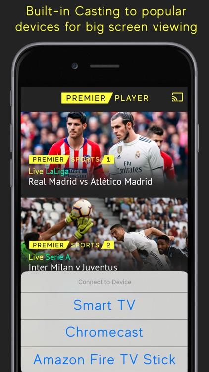 Premier Player screenshot-3