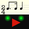 Rhythm Sight Reading Trainer - Rolfs Apps Cover Art