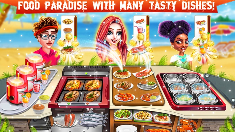 Crazy Chef Cooking Game screenshot-4