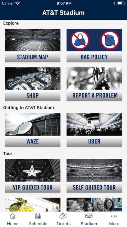 Dallas Cowboys screenshot-4