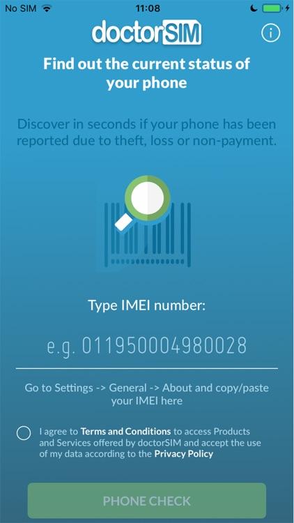 IMEI Blacklist by DoctorSim