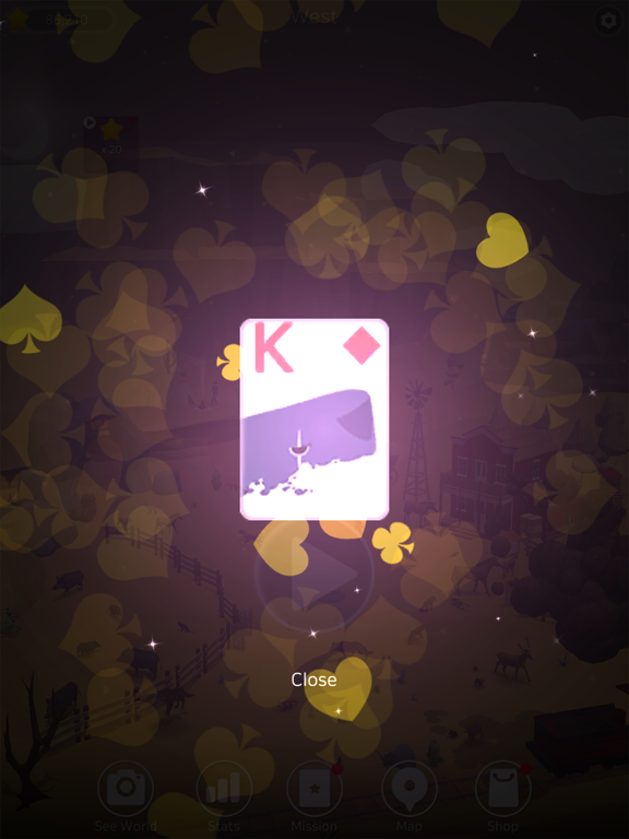 Solitaire Planet Zoo screenshot 15